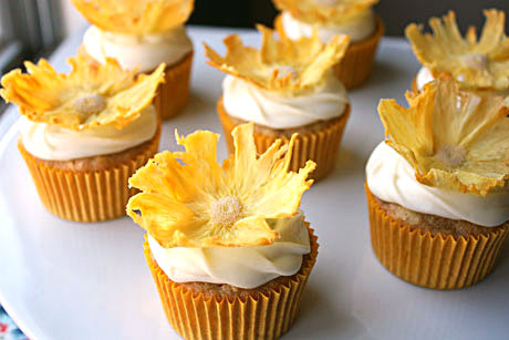 Hummingbird Cupcakes - She Makes and Bakes